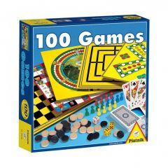 Набір настільних ігор «100 в 1»,Piatnik 780196
