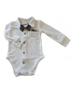 Трикотажна боді-сорочка, Bs 200102 BODIK