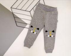 Трикотажні штани для дитини (сірий меланж), Robinzone ШТ-288