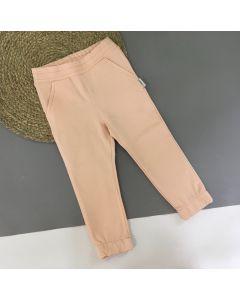 Трикотажні штани для дитини (світло-персикові), Robinzone ШТ-333
