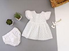 Трикотажний комплект для дівчинки, Little Angel 11419