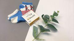 Набір шкарпеток для дитини (2 шт.), солдати, Defne 10555