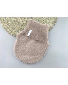 Тепла манішка для дитини (коричнева), Talvi 01783
