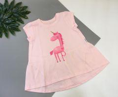 Туніка для дівчинки (світло-рожева), Robinzone ФБ-301