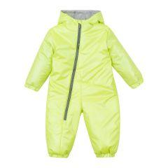 Теплий комбінезон з капюшоном для дитини (салатовий), 8ПЛ067