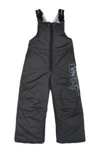Зимние штаны для ребенка (черные), 10ПЛ114