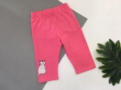 Трикотажні лосіни для дівчинки (рожеві), ЛС-180