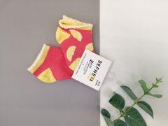 Набір шкарпеток для дитини (2 шт.), лимони, Defne 10555