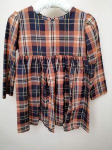 Котонове плаття для дівчинки, Flavien 7044