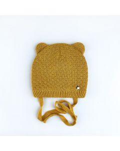 Шапка для дитини (гірчична), Talvi 01246