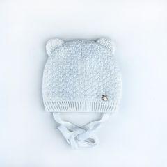 Шапка для дитини (біла), Talvi 01246