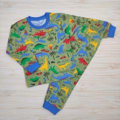 Трикотажна піжама для хлопчика, 207541-Н-05