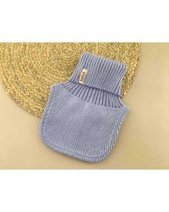 Трикотажна манішка для дитини (голуба), Talvi 01443