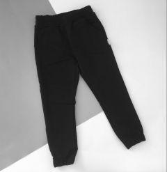 Трикотажні штани для дитини (чорні), Robinzone ШТ-324/323/333