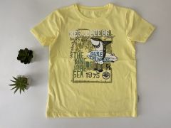 Футболка для хлопчика (жовта), Robinzone ФБ-305