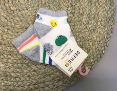 Набір шкарпеток для дитини (2 шт.), Defne 10555