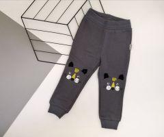 Трикотажні штани для дитини (темно-сірі), Robinzone ШТ-288