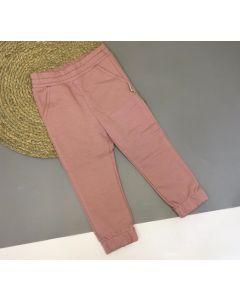 Трикотажні штани для дитини (рожеві), Robinzone ШТ-333