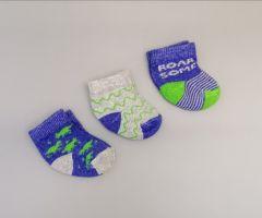 Набор носков для ребенка (3 пары), Necix's 5164