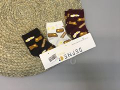 Набір шкарпеток для дитини (3 шт.),   Defne 10556