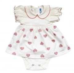 Боді-плаття для дівчинки, Bkp 190216 BODIK