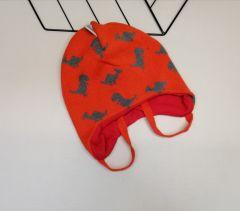 Трикотажна шапка для дитини (оранжева), Talvi 01532