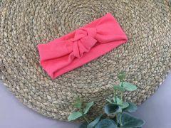 Трикотажна пов'язка для дівчинки (рожева), Talvi 0189