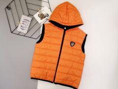Стильний жилет для хлопчика (оранжевий), Boni 504