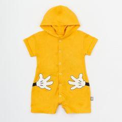 """Трикотажний пісочник """"Mickey Mouse"""" для дитини (жовтий), 8КЛ069"""