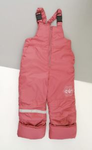 Зимние штаны для девочки, 10Т133
