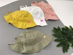 Літня панама для дівчинки (світло-рожева), Kitti 1220-02