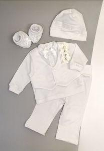 Святковий трикотажний комплект для хлопчика, Little Angel 11231/290/10920