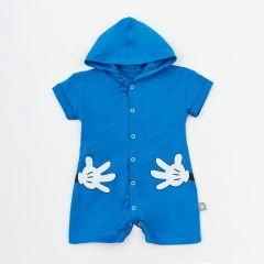 """Трикотажний пісочник """"Mickey Mouse"""" для дитини (синій), 8КЛ069"""