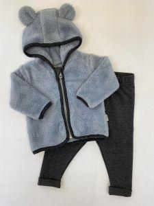 Милий комплект для дитини (сірий), Lotex 037-21