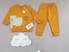 Трикотажний комплект для дитини (жовтий), Lotex 415-16