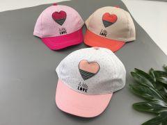Літня кепка для дівчинки 1 шт. (рожева), Kitti 1100-11