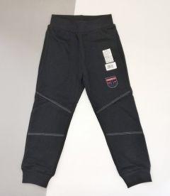 Трикотажні штани з начосом для дитини (темно-сірі), Lotex 111-17