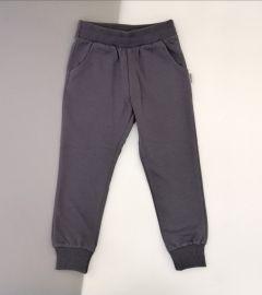 Трикотажные штаны для мальчика (серые), Robinzone ШТ-284