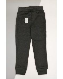 Трикотажні штани з флісовою байкою для дитини (сірі), Lotex 409-18