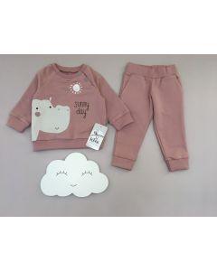 Трикотажний комплект для дитини (рожевий), Lotex 415-16