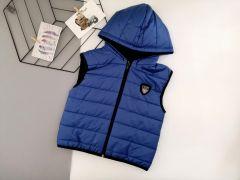 Стильний жилет для хлопчика (синій), Boni 503/504