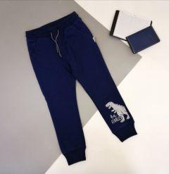 Трикотажні штани для дитини (темно-сині), Robinzone ШТ-321
