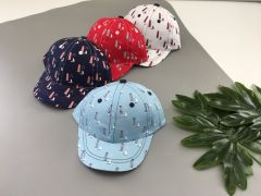Літня кепка для хлопчика 1 шт. (червона), Kitti 1110-11