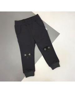 Трикотажні штани для дитини (темно-сірі), Robinzone ШТ-322