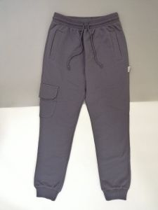 Трикотажные штаны для ребенка (серые), Robinzone ШТ-278