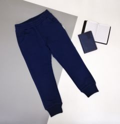 Трикотажні штани для дитини (темно-сині), Robinzone ШТ-316/317