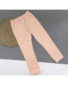 Трикотажні штани для дитини (світло-персикові) Robinzone ШТ-326/325