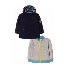 Куртка-трансформер 3 в 1 для дитини, 1A3608