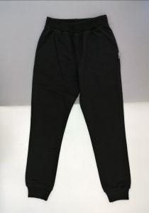 Трикотажные штаны для мальчика (черные), Robinzone ШТ-284