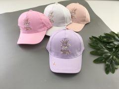 Літня кепка для дівчинки 1 шт. (світло-рожева пудра), Kitti 1200-09